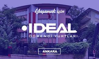 Ankara İdeal Öğrenci Yurtları
