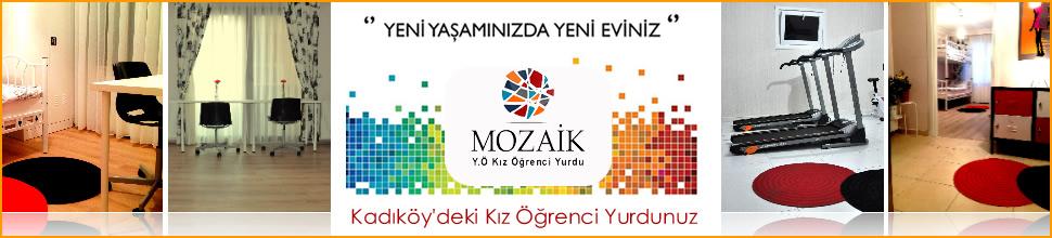 Kadıköy Özel Mozaik Kız Öğrenci Yurdu