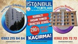 T.C. M.E.B. Özel İstanbul  Yurtları - Erkek  Yurdu