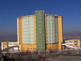 Kayseri Özel Bahçeşehir Erkek Öğrenci Yurdu