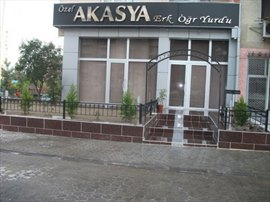 Manisa Akasya Erkek Öğrenci Yurdu
