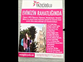 Yazıcıoğlu Kız Öğrenci Yurdu