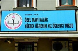Mavi Nazar Kız Öğrenci Yurdu