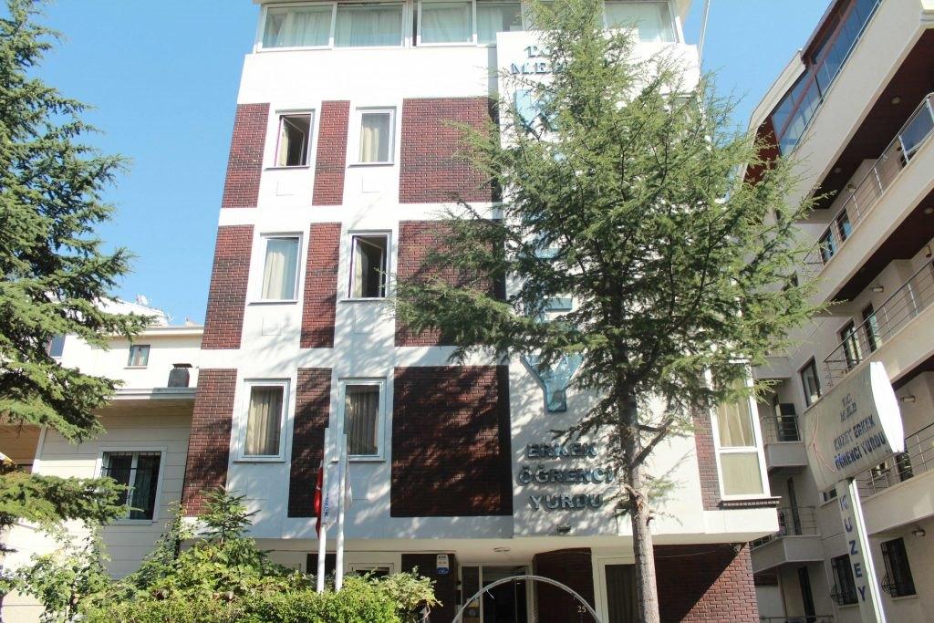 Ankara Özel Kuzey Erkek Öğrenci Yurdu