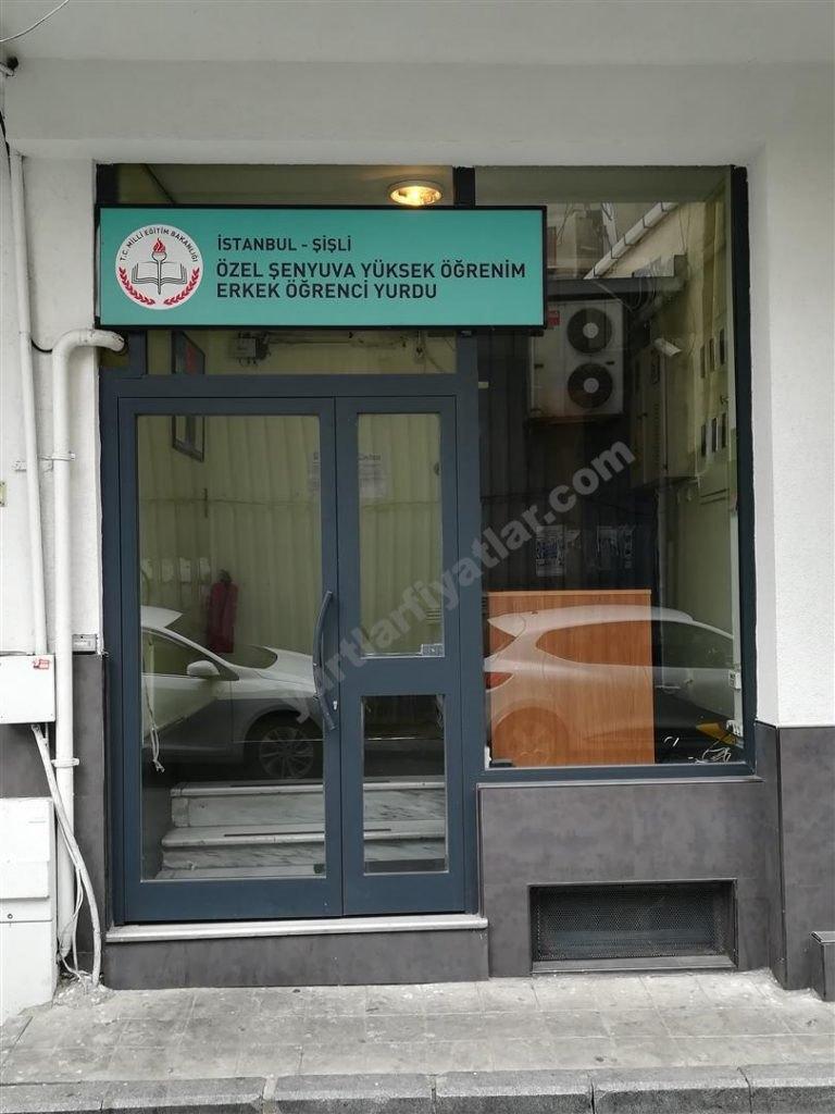 İstanbul Özel Şenyuva Erkek Öğrenci Yurdu