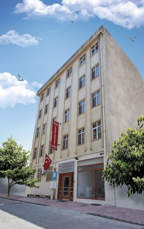 Sabiha Hanım - Beyoğlu Erkek Öğrenci Şubesi