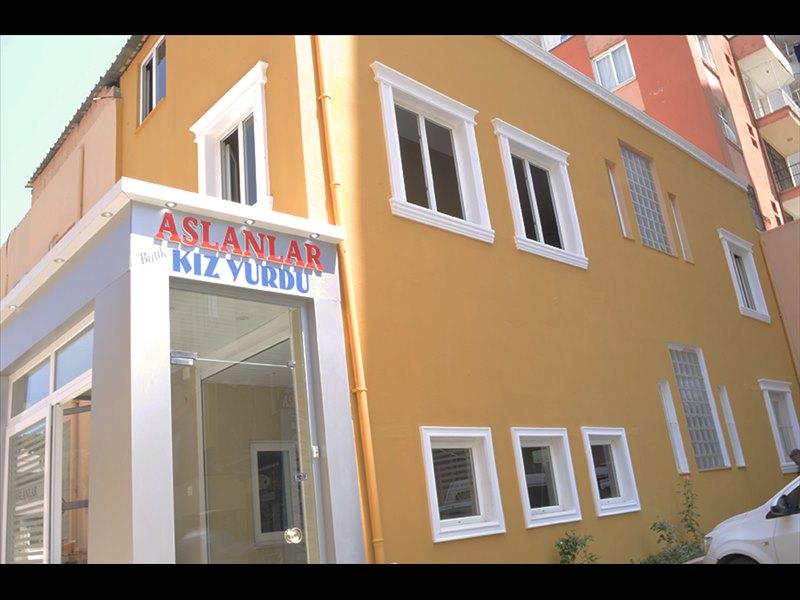Adana Aslanlar Kız Öğrenci Yurdu
