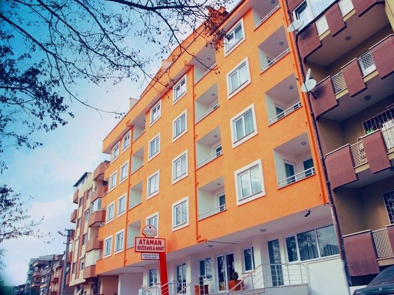 Karesi Kız Öğrenci Yurdu - Ataman Rezidans & Apart