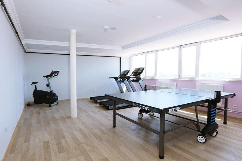Haseki Spor Salonu 1