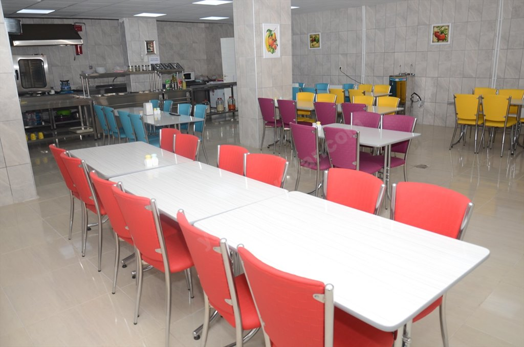 ArmaLoft Kız Öğrenci Yurtları - Yemekhane