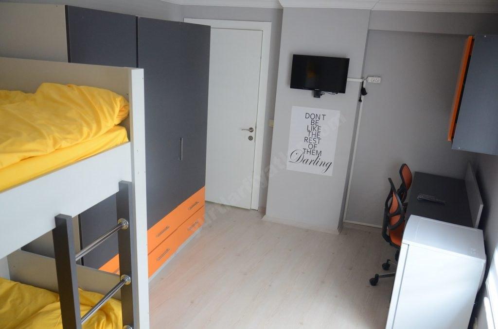 ArmaLoft Kız Öğrenci Yurtları 2 Kişilik Odalar