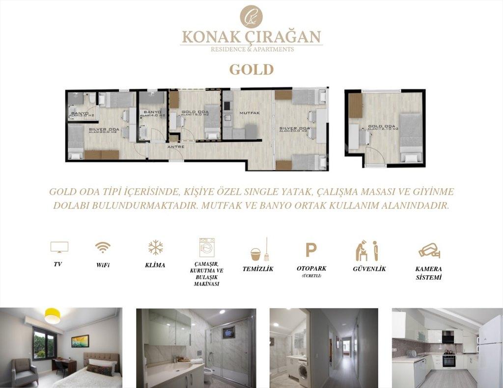 Konak Çırağan Residence - Gold