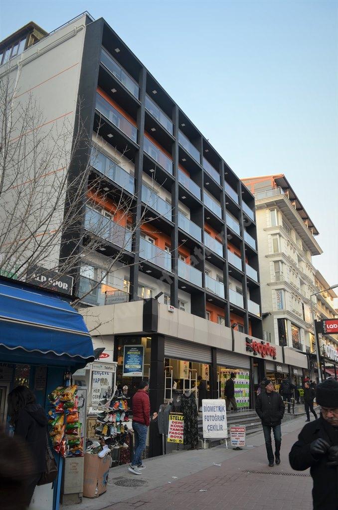 Özel Bilim Kız Öğrenci Yurdu - Bina