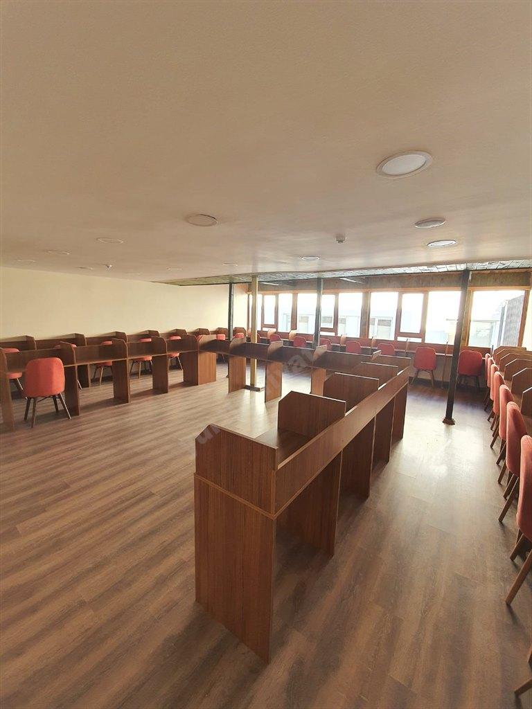 Ankara Bilim Kız Öğrenci Yurdu - Kütüphane