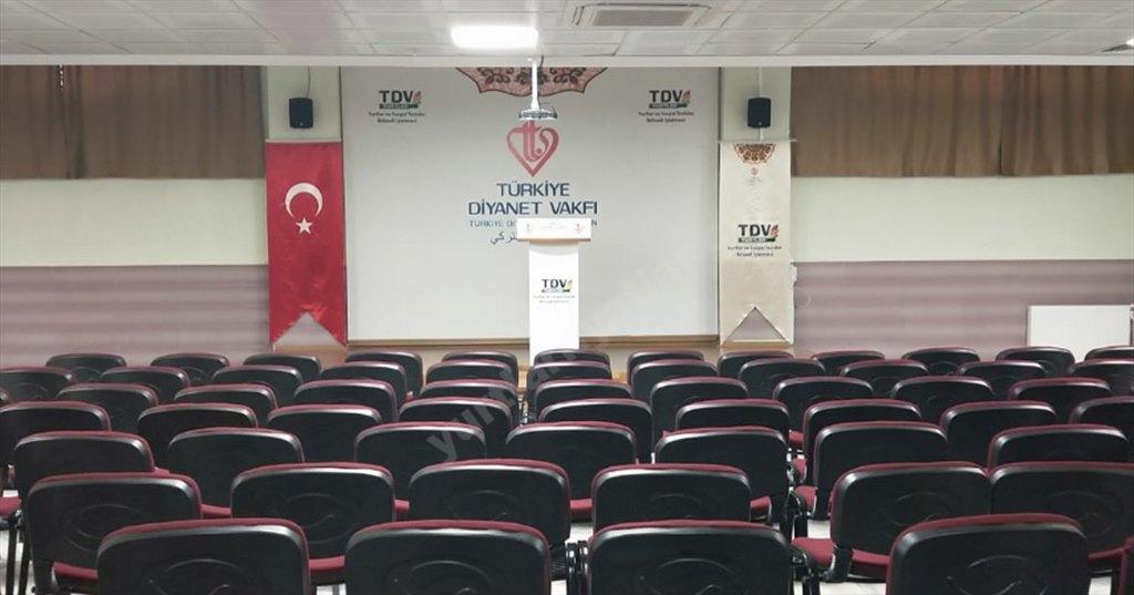 TDV Adana Yükseköğretim Kız Yurdu