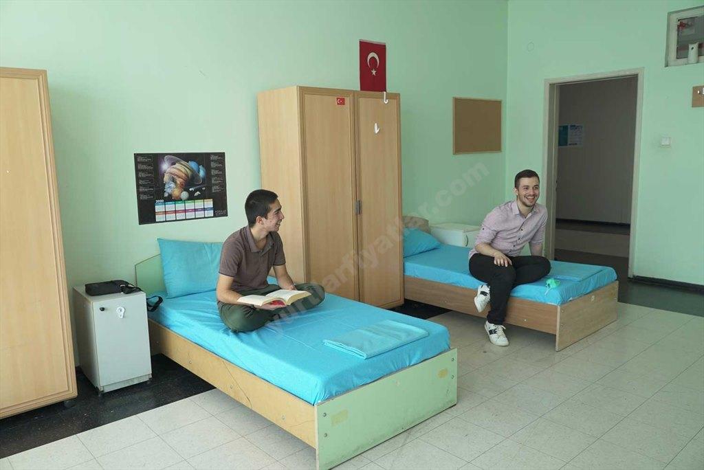 İhlas Vakfı Trabzon Huzur Erkek Öğrenci Yurdu