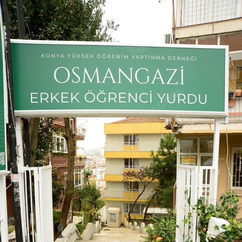 Osmangazi Erkek Öğrenci Yurdu