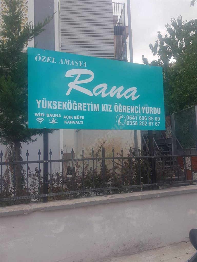 Rana Kız Öğrenci Yurdu