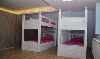 İstanbul - Şişli, Ala-Çatı Kız Öğrenci Yurdu - 4 Kişilik Oda - ( 42 m2 )