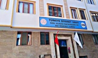 TDV Elazığ Yükseköğretim Kız Yurdu