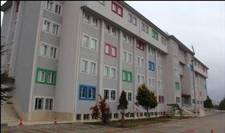 TDV Isparta Yükseköğretim Kız Öğrenci Yurdu
