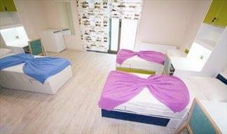 Antalya - Konyaaltı, Özel Doğakent Kız Öğrenci Yurdu - 3 Kişilik Oda