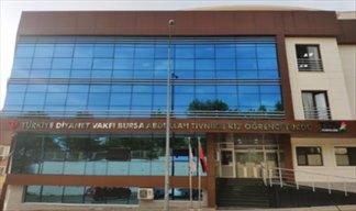 TDV Bursa Abdullah Tivnikli Kız Öğrenci Yurdu