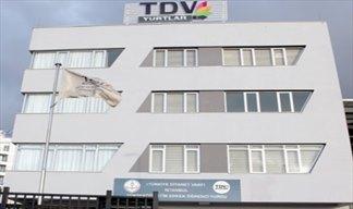 TDV İstanbul Yükseköğretim Erkek Öğrenci Yurdu