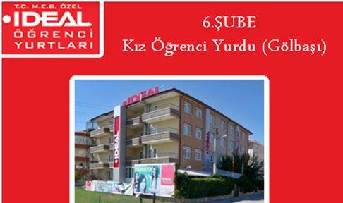 6.�UBE - �deal K�z ��renci Yurdu (G�lba��)