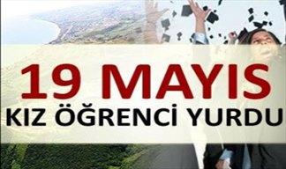 19 Mayıs Kız Öğrenci Yurdu