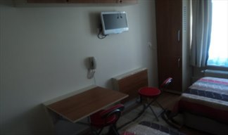 Eskişehir - Tepebaşı, Niza Kız Apart - 1 Kişilik Oda - SUİT