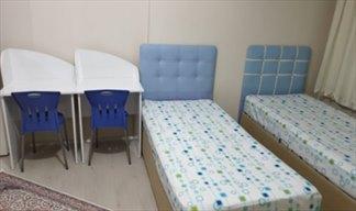 Amasya - Merkez, MEB Özel Şahin Kız Öğrenci Apartı - 1 Kişilik Oda