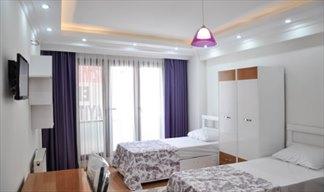 İstanbul - Beşiktaş, Academic House Kız Öğrenci Yurtları - 2 Kişilik Oda
