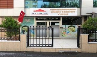Ataman Erkek Öğrenci Yurdu