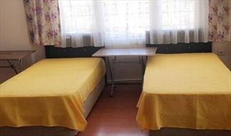 İzmir - Bornova, Özel Papatyam Kız Öğrenci Yurdu - 4 Kişilik Oda