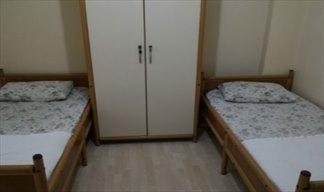 İzmir - Narlıdere, Narlıdere Çamlık Erkek Öğrenci Yurdu - 2 Kişilik Oda
