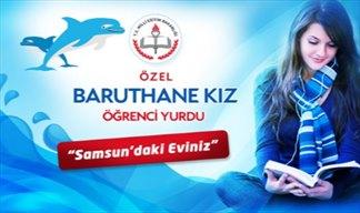 Baruthane Kız Öğrenci Yurdu