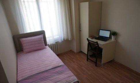 Ankara - Çankaya, Çınar Kız Yurdu - 1 Kişilik Oda