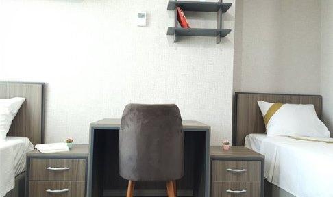 Ankara - Etimesgut, Pozitif Suites - 2 Kişilik Oda - Suit