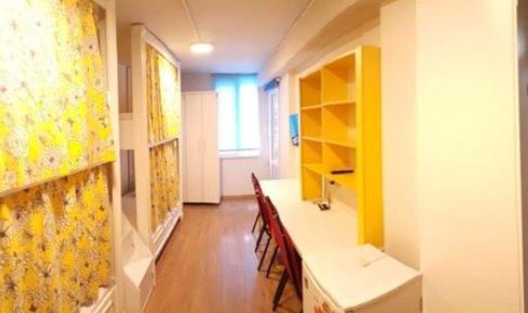 İstanbul - Kadıköy, Harmoni Konaklama Residence - 4 Kişilik Oda - 20 m²