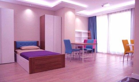 İzmir - Bornova, Atahan Residence Kız Öğrenci Yurdu - 4 Kişilik Oda - 2+1 DAIRE
