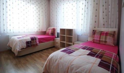 Sakarya - Serdivan, Adatoria Kız Öğrenci Yurdu - 2 Kişilik Oda