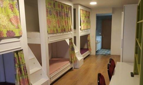 İstanbul - Kadıköy, Harmoni Konaklama Residence - 6 Kişilik Oda - 30 m²