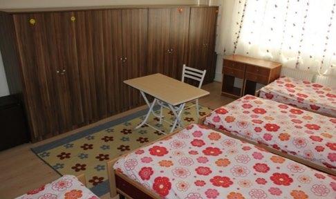 Tokat - Merkez, Evim Kız Öğrenci Pansiyonu - 4 Kişilik Oda