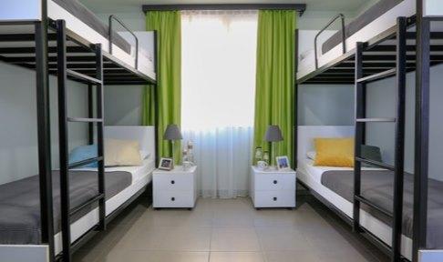 Zonguldak - Merkez, Zonguldak Üniyurt Erkek Öğrenci Yurdu - 4 Kişilik Oda