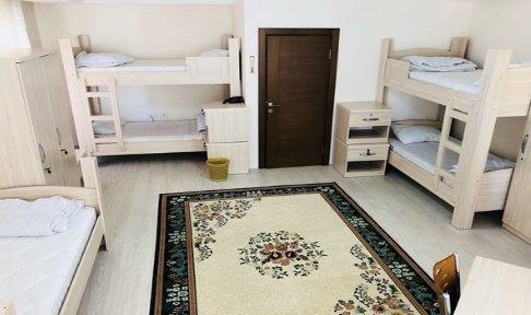 Ankara - Altındağ, Ankara Naz Kız Öğrenci Yurdu - 5 Kişilik Oda