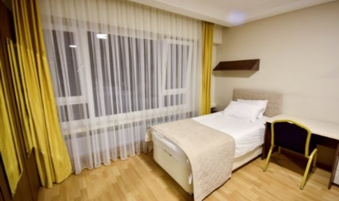 Ankara - Çankaya, Metropol Özel Kız Öğrenci Yurdu - 2 Kişilik Oda