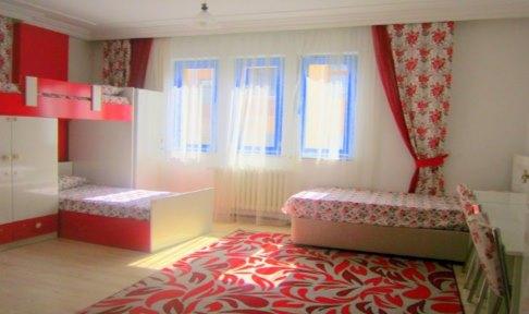 Kocaeli - İzmit, Umuttepe Kız Öğrenci Yurdu - 3 Kişilik Oda