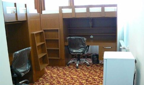 İstanbul - Bağcılar, Eda Kız Öğrenci Yurdu - 4 Kişilik Oda