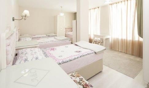 Ankara - Yenimahalle, A&C Özel Kız Yurdu - 4 Kişilik Oda